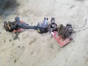 Front Axle Spicer 60 Rear Wheel Abs Fits 99 Dodge 2500 Pickup 185814