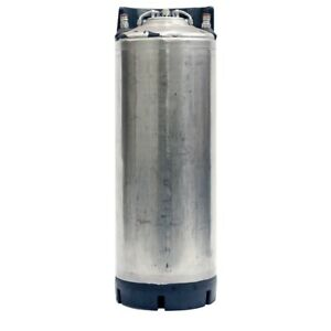 5 Gallon Ball Lock Keg Reconditioned Homebrew Beer Cold Brew Free Shipping