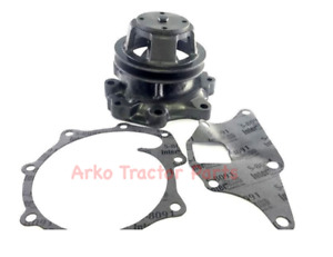 Water Pump For Ford Gas Tractors 3 Cyl 3400 3500 3550 4500 3400 3500 3550 4500