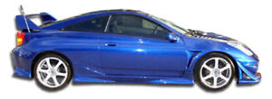 Duraflex Vader Se Side Skirts Rocker Panels 2 Piece For 2000 2005 Toyota Celica