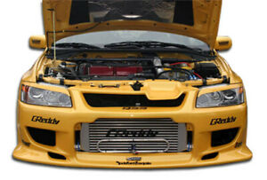 Duraflex C 1 Front Bumper Cover For 2003 2006 Mitsubishi Lancer Evolution 8 9