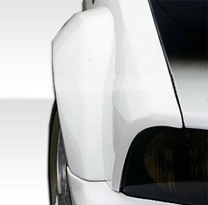 Duraflex Circuit Wide Body Front Fenders 2 Piece For 2005 2009 Ford Mustang