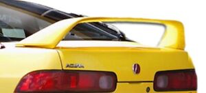 Duraflex Type R Wing Trunk Lid Spoiler 1 Piece For 1994 2001 Acura Integra 2dr