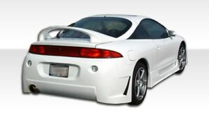 Duraflex B 2 Rear Bumper Cover For 1995 1999 Mitsubishi Eclipse Talon