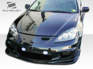 Duraflex I spec 2 Front Bumper Cover 1 Piece For 2005 2006 Acura Rsx