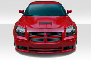 Duraflex Srt Look Hood 1 Piece For 2005 2007 Dodge Magnum