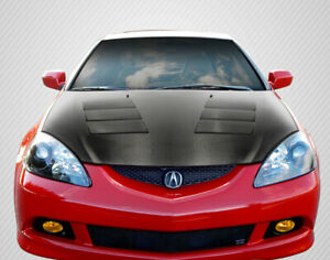 Carbon Creations Dritech Ts 1 Hood 1 Piece For 2002 2006 Acura Rsx