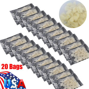 20pc Us Usps Dental Temporary Crown Patch Porcelain Front Anterior Teeth Crowns