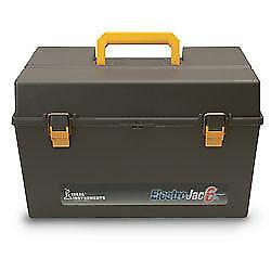 Electrojac 6 Carrying Case Ejaculator Semen Breeding Artificial Insemination