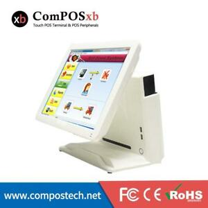 Good Quality Commercial Free Shipping Pos System Restaurant Equipment Cashier Re