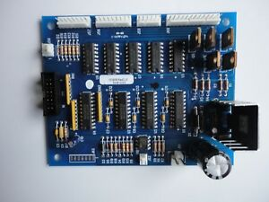 National 167 Vending Machine Interface Board