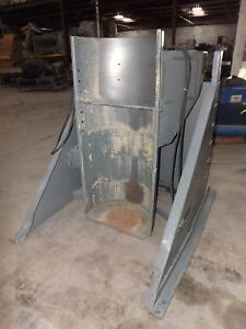 Nbe National Bulk Equipment Tank Lift Tilt Lifter Tilter T40528