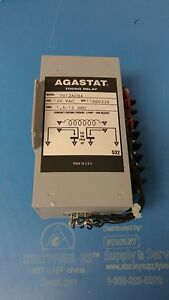 Agastat Time Delay Relay 7012ach4