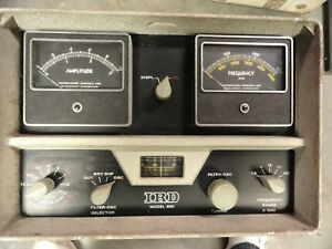 Ird Vibration Analyzer Model 600