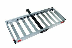 Tricam Cargo Carrier Storage Organizer Vehicle Mounted 500 Lbs Load Aluminum