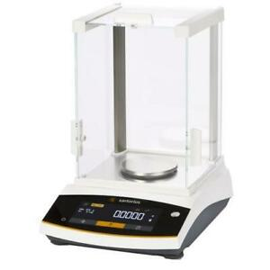 Sartorius Entris124i 1s Analytical Lab Balance 120 X 0 0001 G Internal Cal New