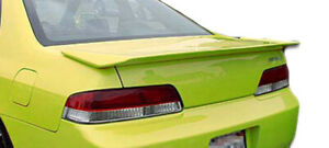 Duraflex Type M Wing Trunk Lid Spoiler 1 Piece For 1997 2001 Prelude