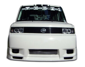 Duraflex Skyline Front Bumper Cover 1 Piece For 2004 2007 Scion Xb