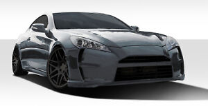 Duraflex Vg R Body Kit 4 Piece For 2010 2012 Coupe 2dr