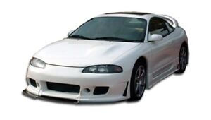 Duraflex B 2 Body Kit 4 Piece For 1995 1999 Mitsubishi Eclipse Talon