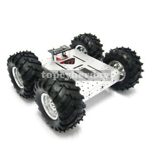 4wd Wifi Cross country Off road Robot Smart Car Kit For Arduino Raspberry Pi