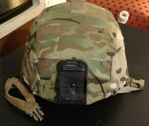 Medium SDS Warrior Helmet with Multicam Cover ACH and Norotos mount