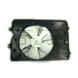 Engine Cooling Fan Assembly Fits 09 14 Honda Ridgeline Pilot 601230 Tyc