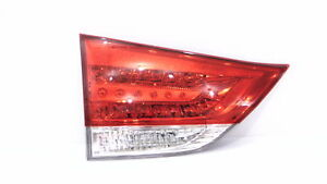 Tail Light Assembly Lh Drive Inner Fits 11 14 Toyota Sienna 17 5282 00 1 Tyc
