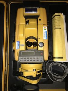 Nice Working Topcon Gts 2r Geodetic Total Station