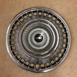 1964 Chevrolet Impala Belair Biscayne Gm 14 Wheel Cover Hubcap