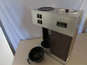 Bunn Vpr 2 Burner Commercial Coffee Brewer