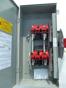 Double Throw 100 Amp Generator Transfer Switch Dt223urk nps