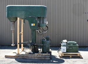 60 Hp Bowers Disperser