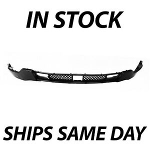 New Dark Gray Lower Front Bumper For 2011 2013 Jeep Grand Cherokee With Adaptive