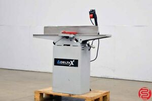 Delta X5 Model 37 866x Professional 6 Jointer