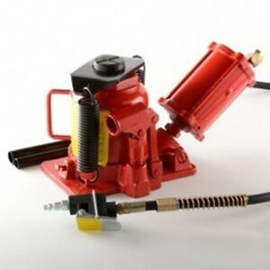 20 Ton Air Operated Powered Power Over Hydraulic Bottle Jack Lift