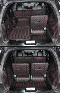 For Ford Explorer 2011 2018 Interior Rear Trunk Cargo Cover Boot Liner Tray Mats