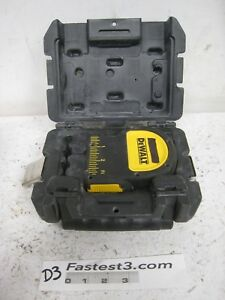 Dewalt Dw082 Laser Blumb Bob Level With Case