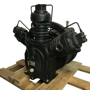 Ingersoll Rand Type 30 Model 15t Two stage Bare Pump Air Compressor 15t2