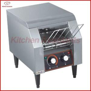 Ect2415 Commercial Electric Conveyor Bun Bread Pizza Cookie Toaster Oven Machine