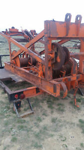 speedstar 71 Cable Tool Water Well Drilling Rig Make A Water Well Pump Hoist