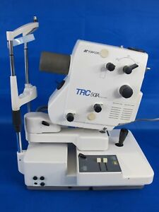Topcon Trc 50ia Retinal Camera Opthalmology And Optometry Equipment
