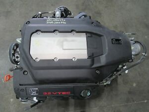 2001 2002 2003 Acura Tl Type S Engine And Automatic Transmission Jdm J32a Vtec