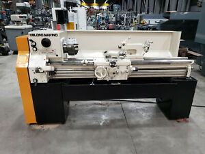 13349 Leblond 15 X 54 Makino Regal Lathe 2 17 64 Spindle Bore