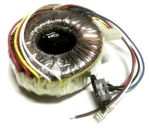 Diy Toroidal Audio Power Transformer Tdb 230 08 Va Rating 230va New