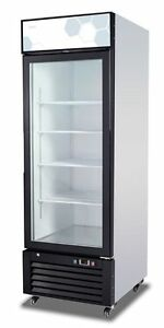 Migali C 23rm Upright Reach In One 1 Hinged Glass Door Cooler Warranty