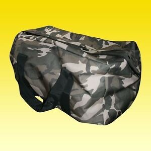Forester Large Camo Gear Bag 600 Denier Nylon Huge Compartment