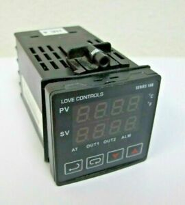 Love Controls Temperature Control Series 16b
