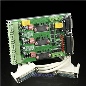 3 Axis Tb6560ahq 3a Motor Driver Stepper Board Controller For Cnc Router Milling