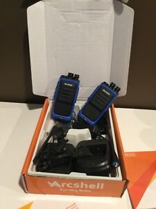 Archell Two Way Radios Uhf Fm Transceivers New Open Box Please Check Pictures
